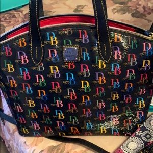 Dooney and Bourke new with out tags